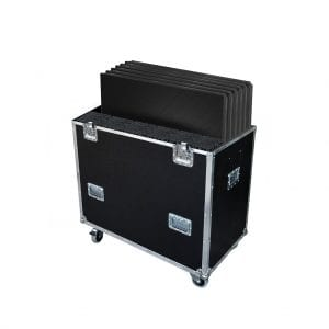 ALUSTAGE W.CASE050 FLIGHT CASE FOR SCA-05 PANTHER DECK