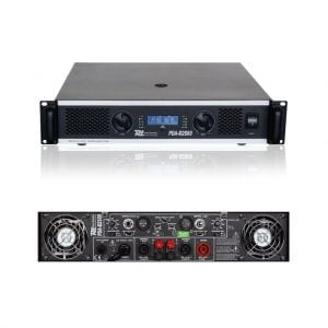 PDM PDA-B2500 PRO AMPLIFIER WITH X-OVER 2500W