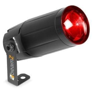 Beamz PS12W LED PINSPOT RGBW 12W