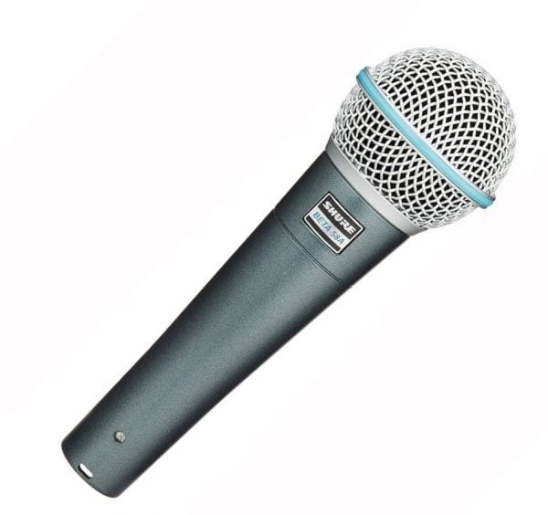 Shure BETA58A Vocal Microphone