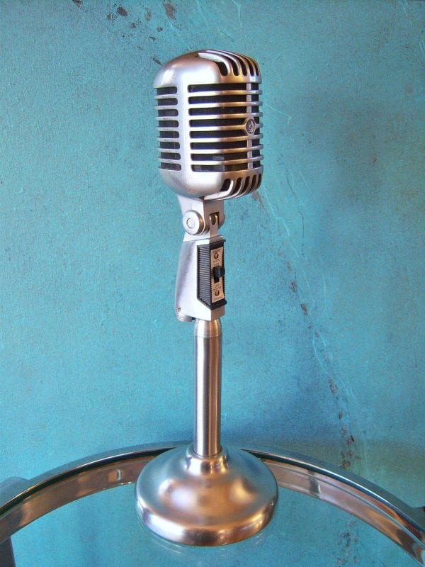 Shure 55SH Iconic Unidyne Vocal Microphone