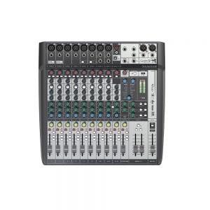 SoundCraft SIGNATURE 12MTK 12-Input Analog Mixer