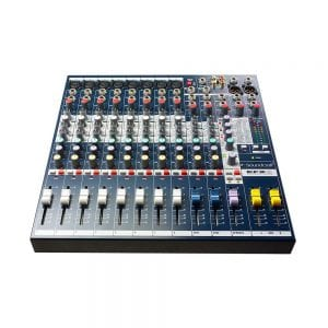SoundCraft EFX8 Low-cost high-performance Mixer