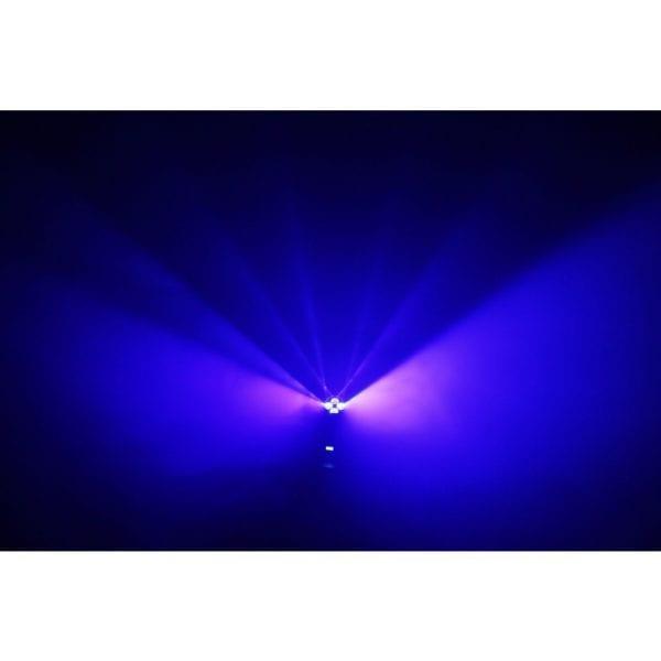 Beamz RAZOR500 LED MOVING HEAD WITH ROTATING LENSES 4x 15w RGBW