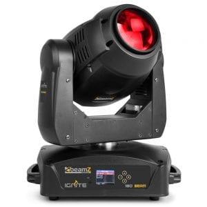 Beamz IGNITE180B LED MOVING HEAD BEAM 180W