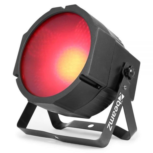 Beamz BS271F LED FLATPAR 271 STROBE SMD 3IN1 DMX FROST LENS 39W