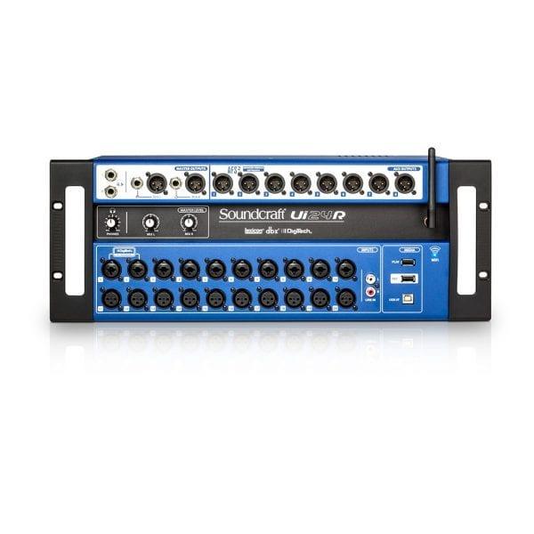 SoundCraft UI24R 24-Channel Digital Mixer/USB Multi-Track
