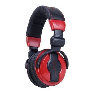 ADJ HP550 Headphones Red