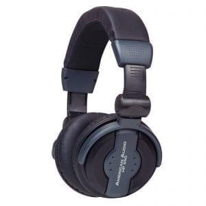 ADJ HP550 Headphones Black