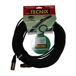 Tecnix TMC XLR-XLR 20m