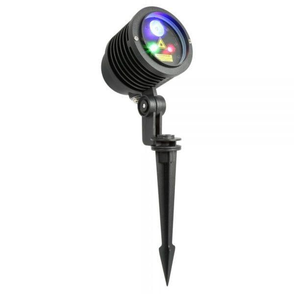 BeamZ Multipoint RG Laser+LED IP65 Effect