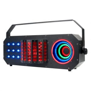 ADJ Boom Box FX3 3-in-1 LED Derby, Wash and SMD Lighting Effect