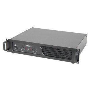 Citronic PPX900 2U 19in POWER AMPLIFIER 900W