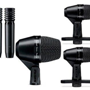 Shure PGADRUMKIT6 Drum Microphone Kit