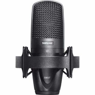 Shure SM27 Large Diaphragm Condenser Microphone