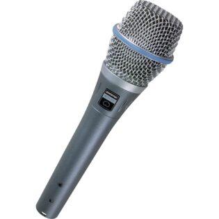 Shure BETA87C Vocal Microphone