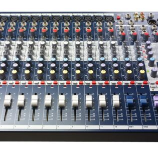 SoundCraft EFX12 Low-cost high-performance Mixer