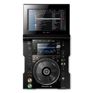 Pioneer DJ CDJ-TOUR1 Multi-Player with Fold-Out Touch Screen
