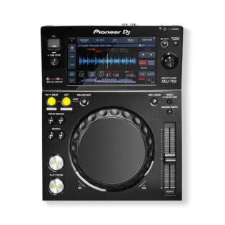 Pioneer DJ XDJ-700 Rekordbox-Ready Compact Digital Deck