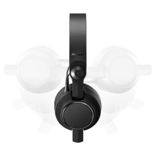 Pioneer DJ HDJ-C70 Professional On-Ear DJ Headphones