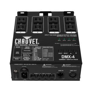 Chauvet DJ DMX 4