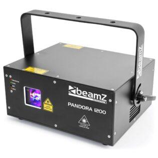 Beamz PANDORA 1200 TTL ANIMATION LASER RGB 25kpps
