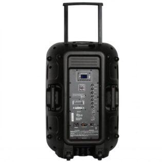 Filo FCA12PA PORTABLE PA UHF/MP3/USB/SD/FM/BT 12inch
