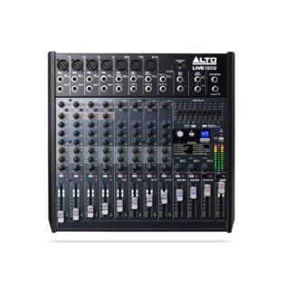 Alto Professional LIVE1202 12-Channel 2-Bus Analogue Mixer