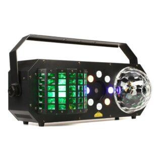 ADJ Boom Box FX1 4-in-1 Dome, Derby, Wash, Laser