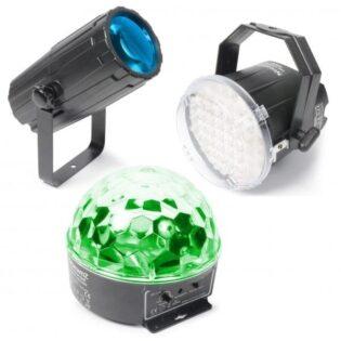 Beamz Disco Light Set 5