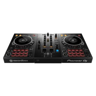 Pioneer DJ DDJ-400 2-Channel DJ Controller for Rekordbox DJ